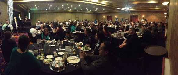 Luncheon featuring IAC Executive Director, Ross Racine, and former USDA Office of Tribal Relation Director, Janie Hipp
