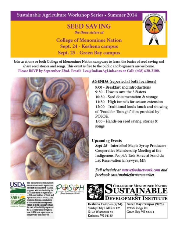 Seed Saving Flyer Sept 2014 (2)